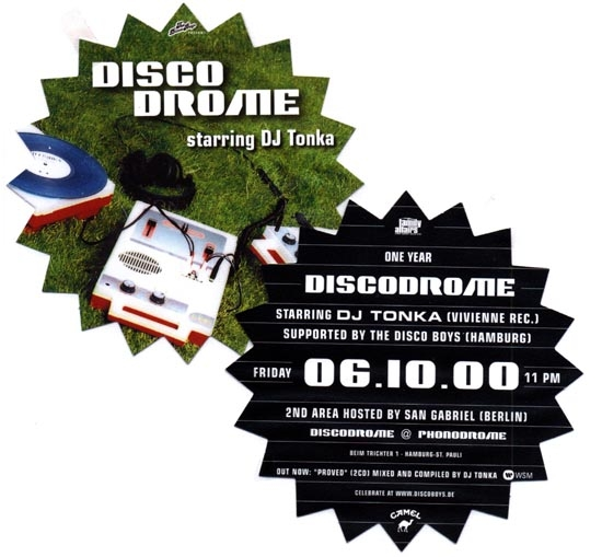 2000.10.06 Phonodrome