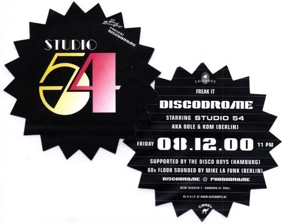 2000.12.08 Phonodrome