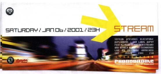 2001.01.06 Phonodrome