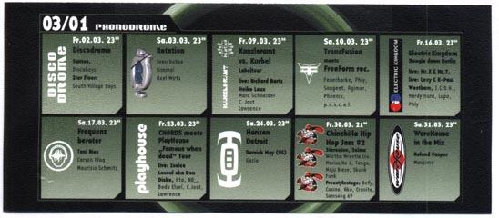 2001.03 Phonodrome