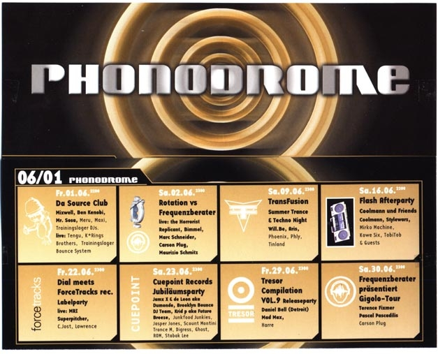 2001.06 a Phonodrome