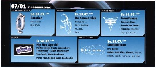 2001.07 Phonodrome