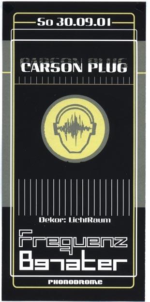 2001.09.30 Phonodrome