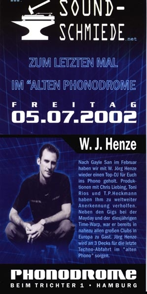 2002.07.05 a Phonodrome