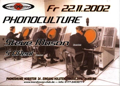 2002.11.22 a Phonodrome