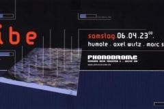 2002.04.06 Phonodrome