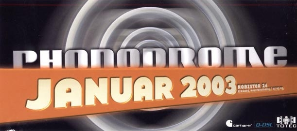 2003.01 a Phonodrome