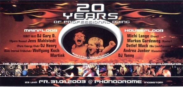 2003.01.31 a Phonodrome