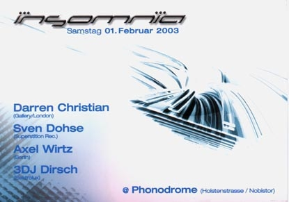 2003.02.01 a Phonodrome