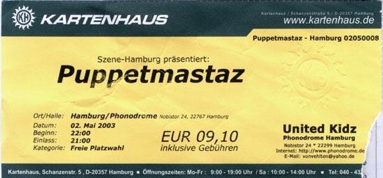 2003.05.02 Phonodrome