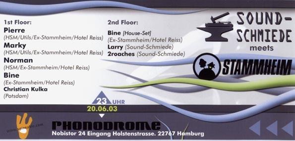 2003.06.20 b Phonodrome