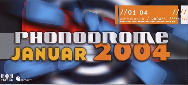 2004.01 a Phonodrome