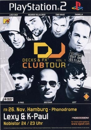 2004.11.24 Phonodrome
