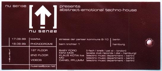 1999.09.18 Phonodrome