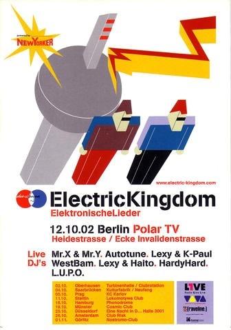 2002.10.12 Polar TV