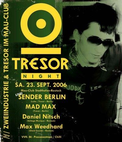 2006.09.23 HRO - Mau Club