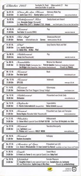 2005.10 b Tanzhalle