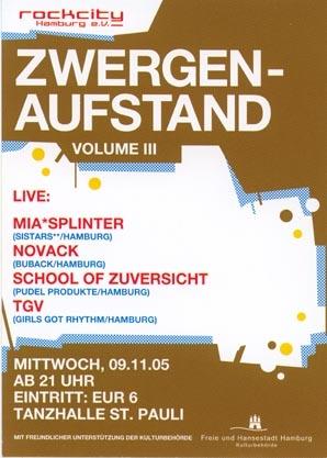 2005.11.09 Tanzhalle St.Pauli a