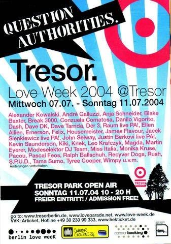 2004.07.11 Tresor