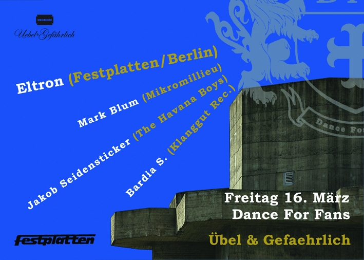 2007.03.16 Uebel & Gefaehrlich