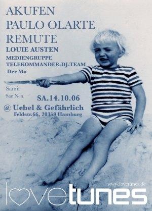 2006.10.14 Uebel & Gefaehrlich a