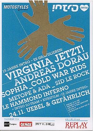 2006.11.24 - Uebel & Gefaehrlich