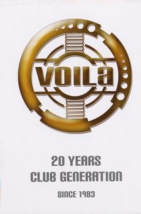 20 Jahre Voila