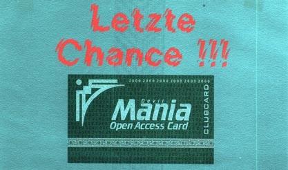 2000 Clubkartenaktion a Voila