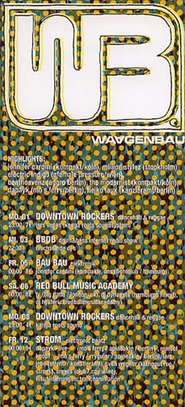 2006.11 - Waagenbau a