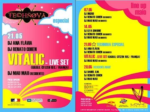 2004.05.21 Lov.e Club [Sao Paulo-BRA]