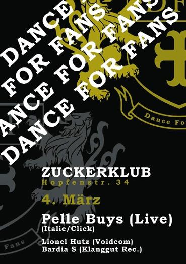 2006.03.04 Zuckerklub