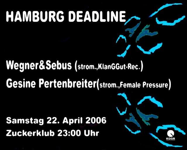 2006.04.22 Zuckerklub