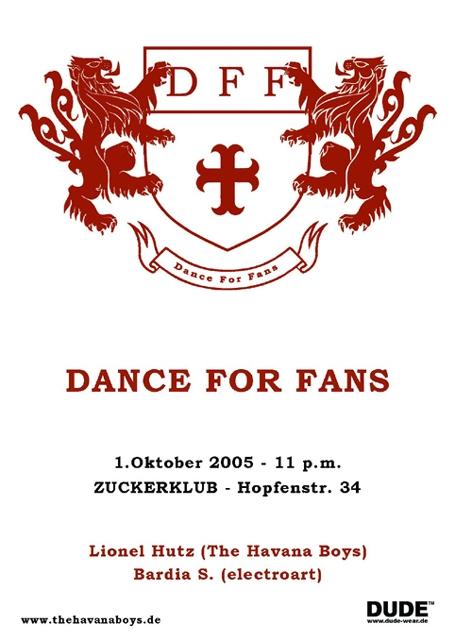 2005.10.01 Zuckerklub