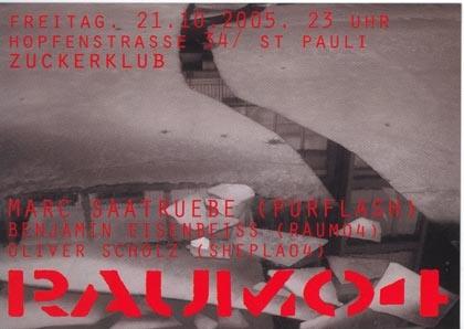 2005.10.21 b Zuckerklub