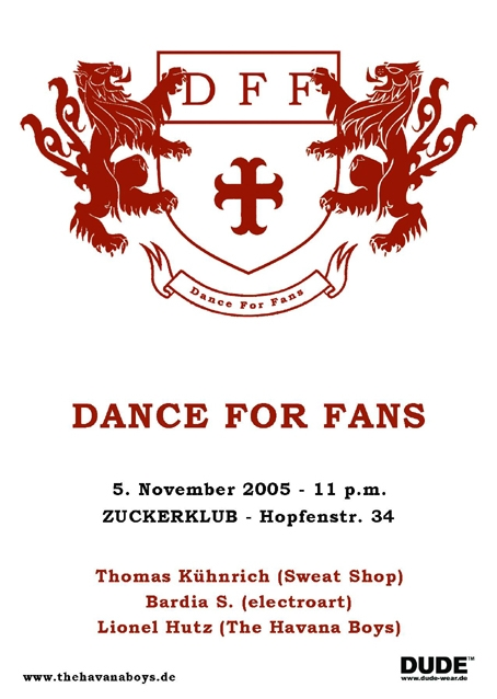 2005.11.05 Zuckerklub
