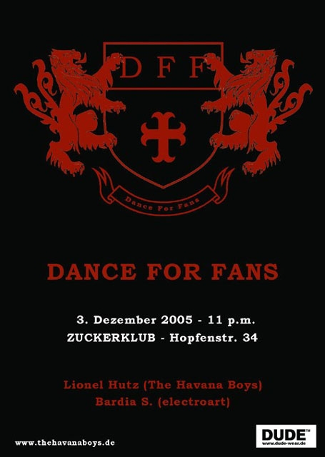 2005.12.03 Zuckerklub