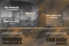 2000.04.22 Club Smile
