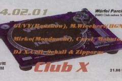 2001.02.24 Awo Club