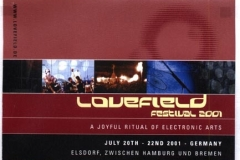 Lovefield - 2001