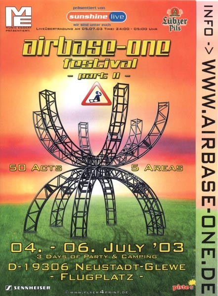 Air Base 2003