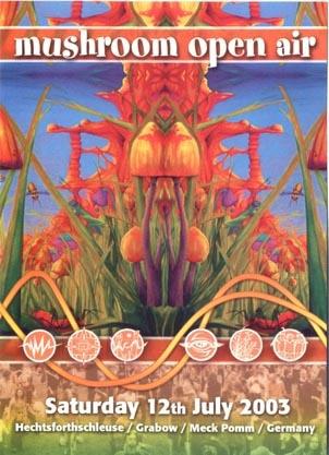 Mushroom Open Air 2003