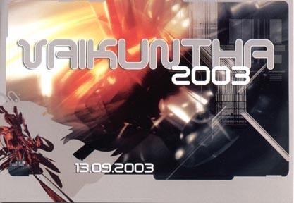 Vaikuntha 2003 a
