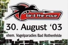 Bad Rothenfeld - 2003.08.31 Bird The Move