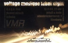 Lueneburg - 2003.11.13 - Jekyll und Hyde