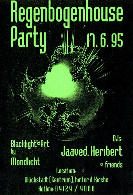 1995.06.17 Regenbogenhouse Party