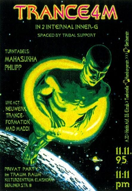 1995.11.11 Traumraum