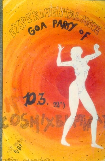 Cosmix Birthday 1995