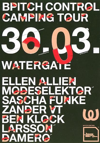 2007.03.30 Berlin - Watergate a