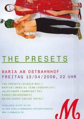 2007.04.13 Berlin - Maria am Ostbahnhof