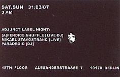 2007.03.31 Berlin - Week12End b